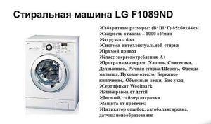 Экономичные стиральные машинки