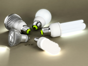 Светодиодные лампы.