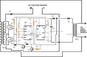 Инверторный генератор ремонт