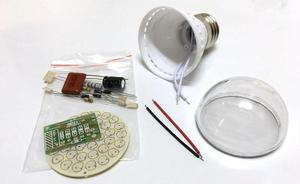 Как можно починить светодиодную лампу