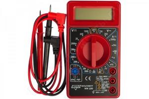 Цифровой мультиметр dt 832 инструкция