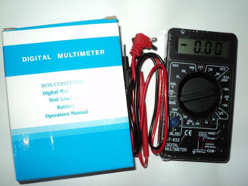 Как использовать мультиметр
