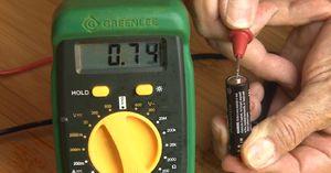 Способы проверки степени зарядки
