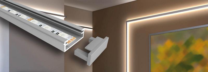 Как использовать светодиодную ленту