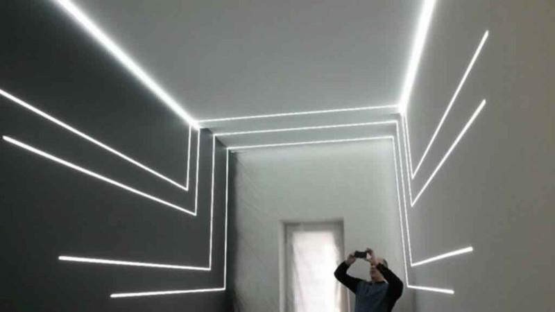 Профиль светодиодной ленты