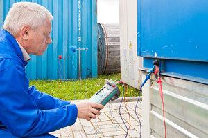 Как измерять сопротивление тока