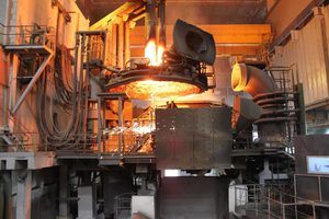 Применение токов Фуко в металлургии