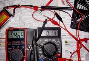 Как рассчитать падение напряжения на резисторе