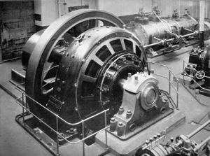 Первый электрический генератор