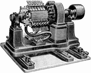 История возникновения генератора