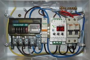 Применение реле тока и напряжения