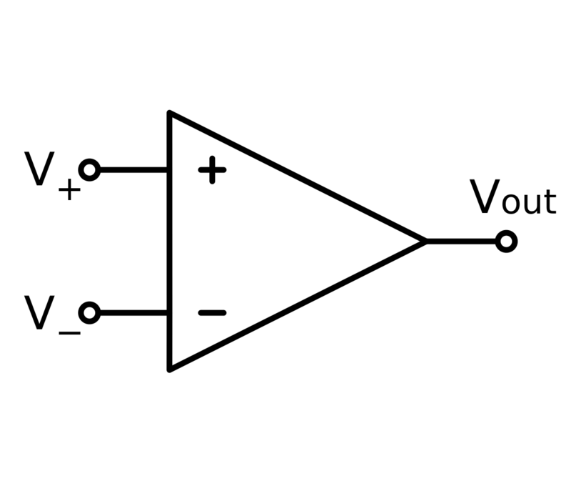 Схема компаратора