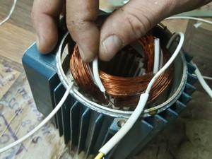 Перемотка и ремонт электродвигателей