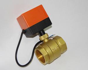Электрический шаровой двигатель