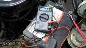 Как найти утечку тока в машине
