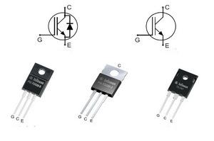Принцип работы транзисторов igbt