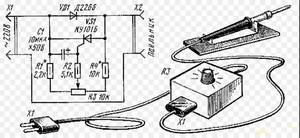 Как применить устройство регулятор напряжения