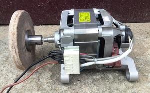 Применение универсального коллекторного двигателя 220В