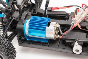 Использование универсального коллекторного двигателя в электромобиле